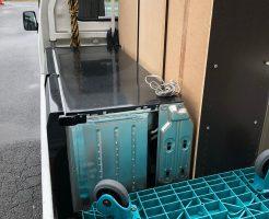 草津市笠山で軽トラ1台分程度の不用品回収 施工事例紹介
