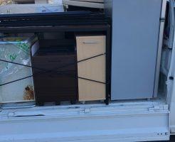 草津市追分で軽トラ1台分程度の不用品処分 施工事例紹介