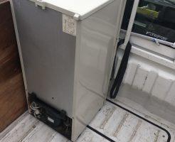 彦根市本町で冷蔵庫、洗濯機など軽トラック1台分の不用品回収 施工事例紹介