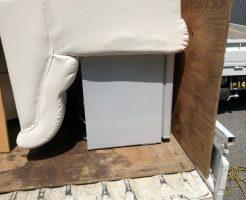 大津市萱野浦で椅子、学習机、冷蔵庫など引っ越しに伴う不要品回収 施工事例紹介