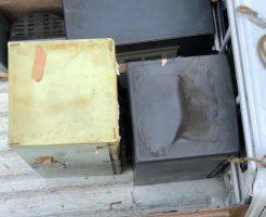 洗濯機・冷蔵庫などの大型の電化製品を回収いたしました!