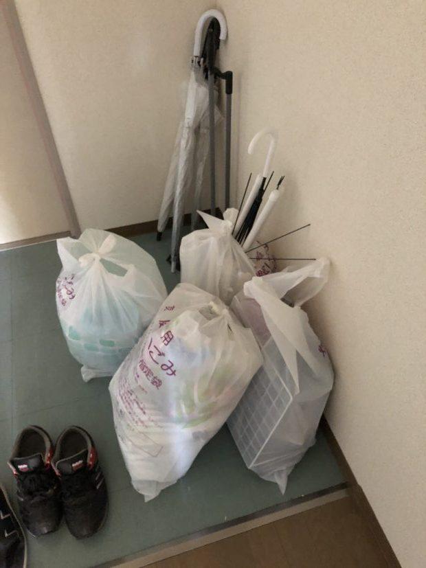 【近江八幡市】電化製品とごみの回収☆作業直前の不用品の追加に対応することができご満足いただけました!