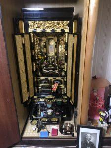 【愛知郡愛荘町】お仏壇のご処分☆「WEB割引」の適用で料金が安くなりお喜びいただけました!