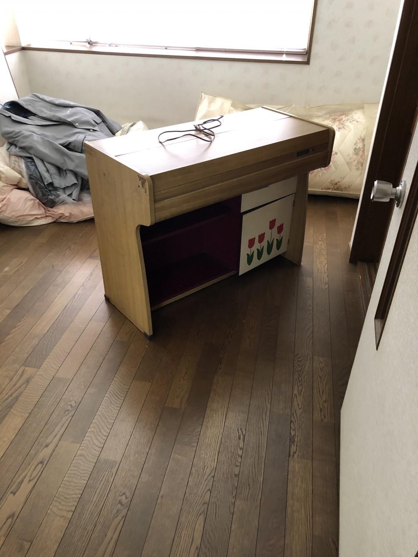 【草津市】タンス、オルガンの回収☆見積りと同時に回収してもらえる柔軟さにお喜びいただけました!