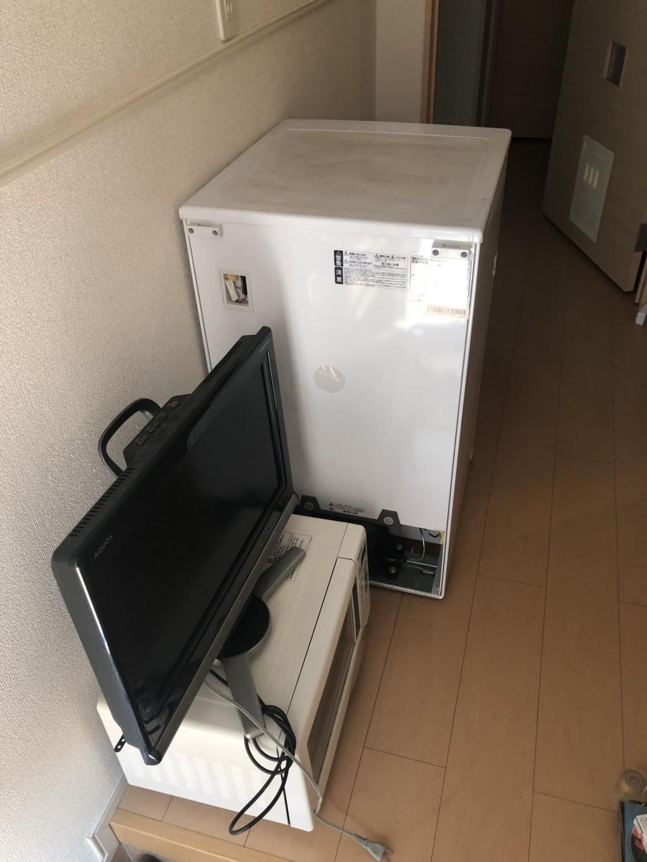 【大津市】冷蔵庫、洗濯機などの不用品回収・処分ご依頼 お客様の声