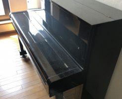 【長浜市十九町】アップライトピアノの回収☆難しい内容に対応してもらえて助かりましたとご満足いただけました!