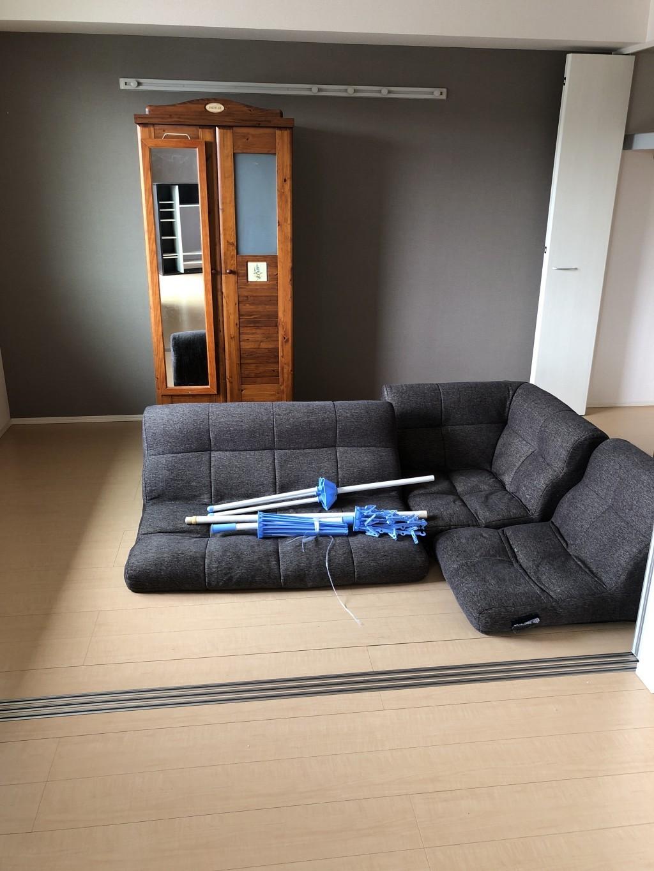 【大津市】退去に伴うタンスなど家具の処分ご依頼お客様の声