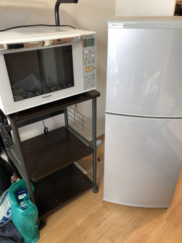 【大津市栄町】冷蔵庫、テレビなどの家財道具の回収 お客様の声