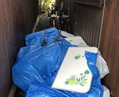 【米原市】家庭ゴミと自転車の出張不用品回収処分ご依頼 お客様の声