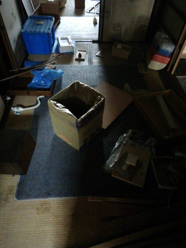 【広陵町】家財道具の回収など遺品整理のご依頼 お客様の声