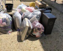 【野洲市】軽トラック1台分の出張不用品回収・処分ご依頼