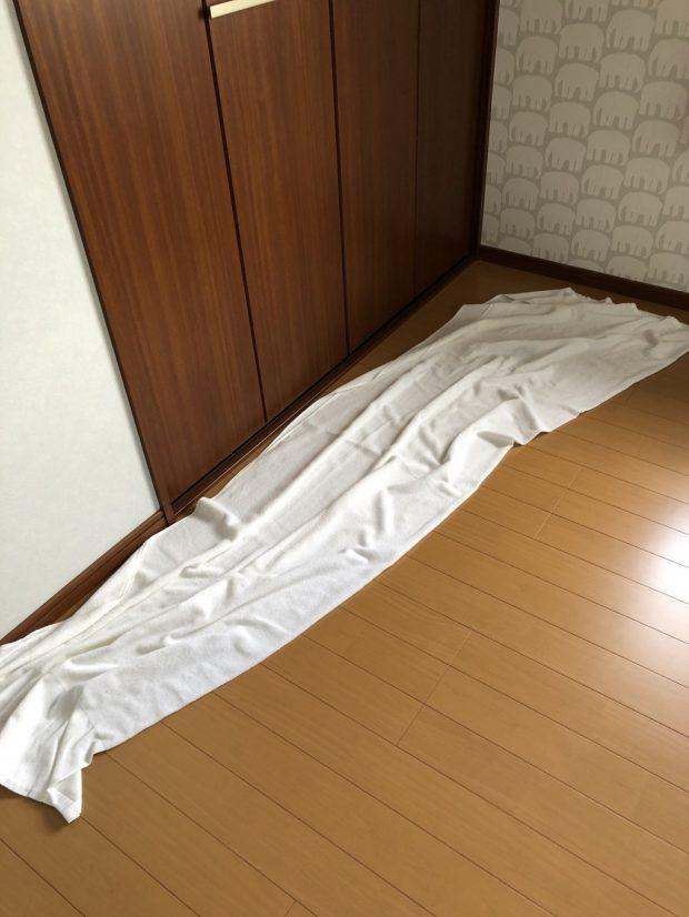 【草津市青地町】ベッドの吊り下ろし・回収のご依頼 お客様の声
