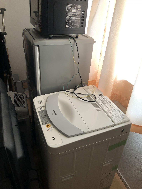 【大津市千町】冷蔵庫、洗濯機などの出張不用品回収・処分ご依頼