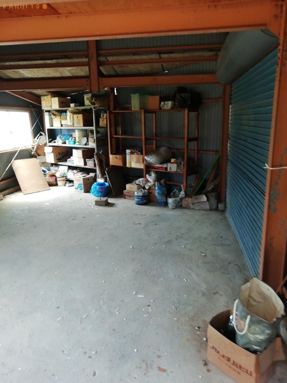 【甲賀市信楽町】冷蔵庫、洗濯機、タンスなどの出張不用品回収・処分ご依頼