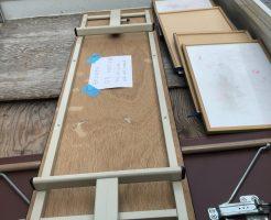 【草津市】ホワイトボード、長机の回収・処分 お客様の声
