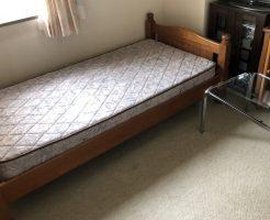 【草津市】ベッド、ガラステーブルの回収・処分 お客様の声