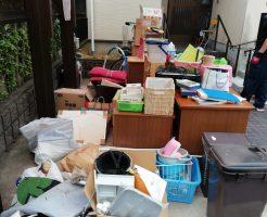 【大津市】食器棚、学習机、プリンターなどの出張不用品回収・処分ご依頼