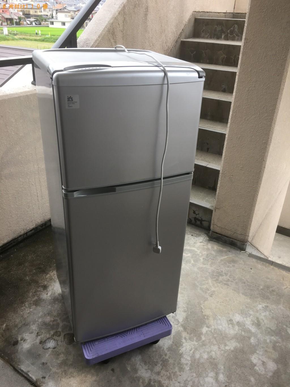 【大津市】冷蔵庫1点の回収・処分 お客様の声