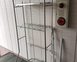 【栗東市】冷蔵庫、洗濯機、洗濯機ラックの回収・処分 お客様の声