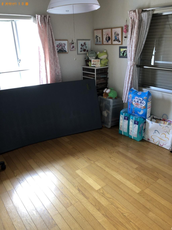 【大津市清風町】整理タンス、作業用テーブルの回収・処分 お客様の声