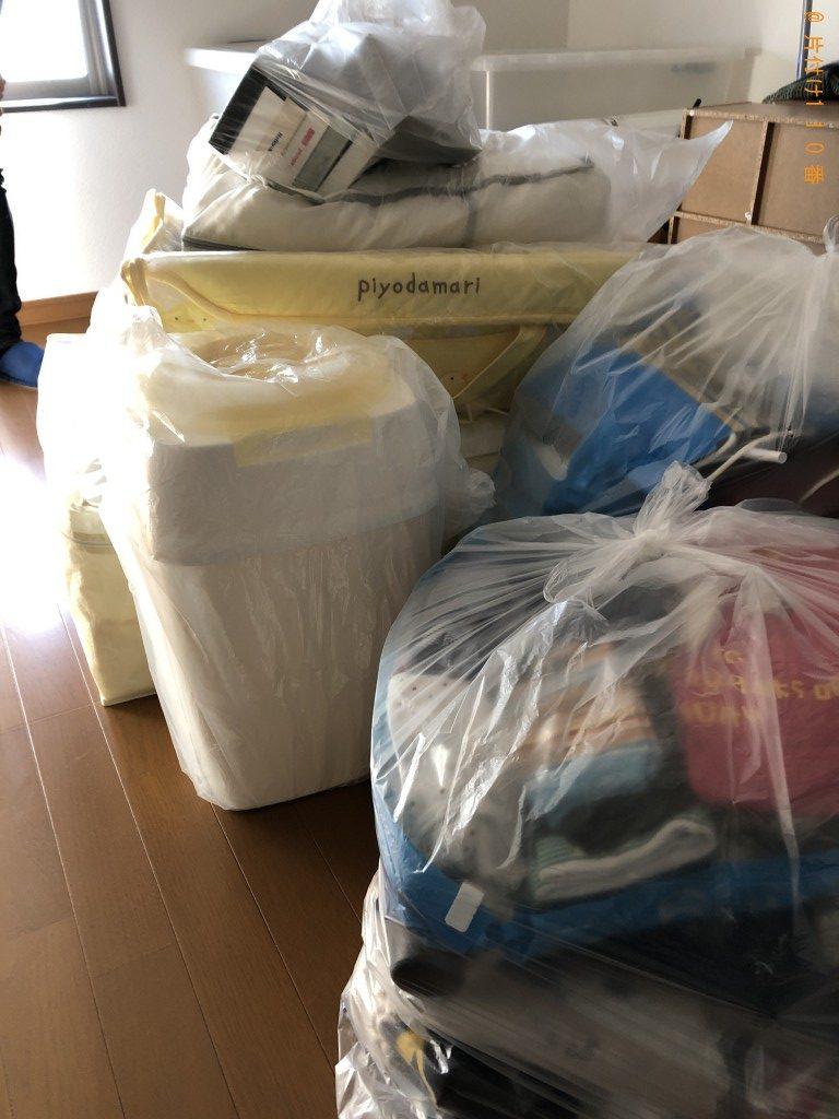 【栗東市】オルガン、ダイニングテーブル、ベビーベッド等の回収・処分 お客様の声