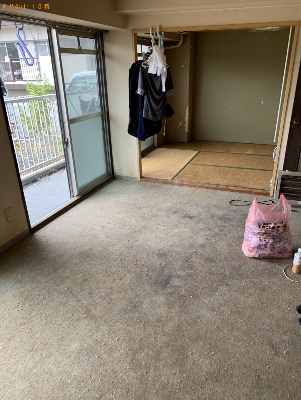 【栗東市】ペットゲージ、掃除機、扇風機等の回収・処分 お客様の声