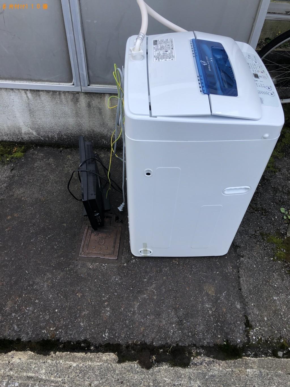 【大津市】エアコン、テレビ、冷蔵庫の回収・処分 お客様の声