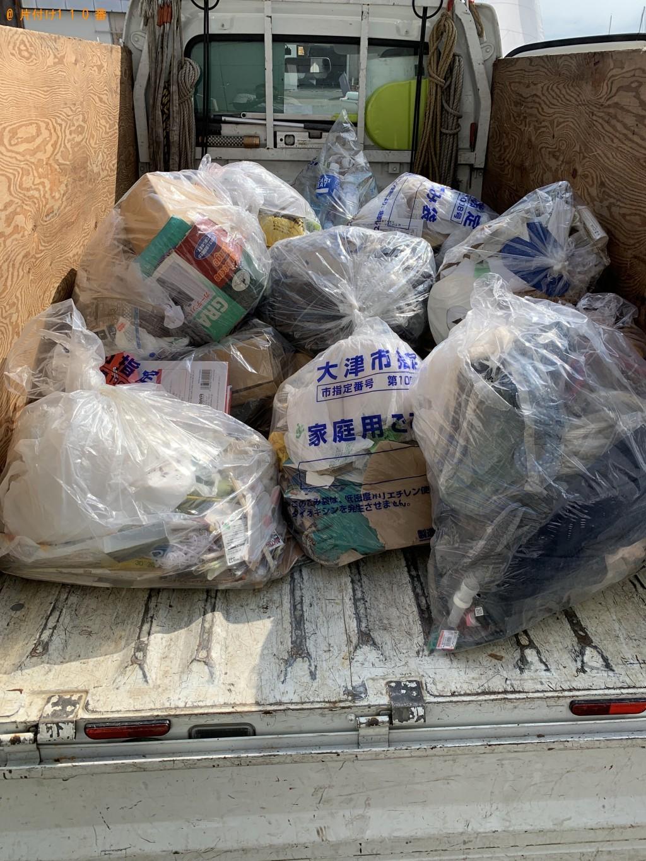 【大津市】家庭ごみの回収・処分 お客様の声