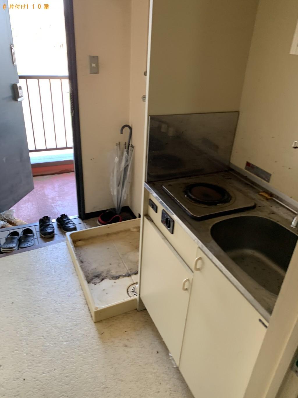 【湖南市】洗濯機、冷蔵庫、電子レンジ等の回収・処分 お客様の声
