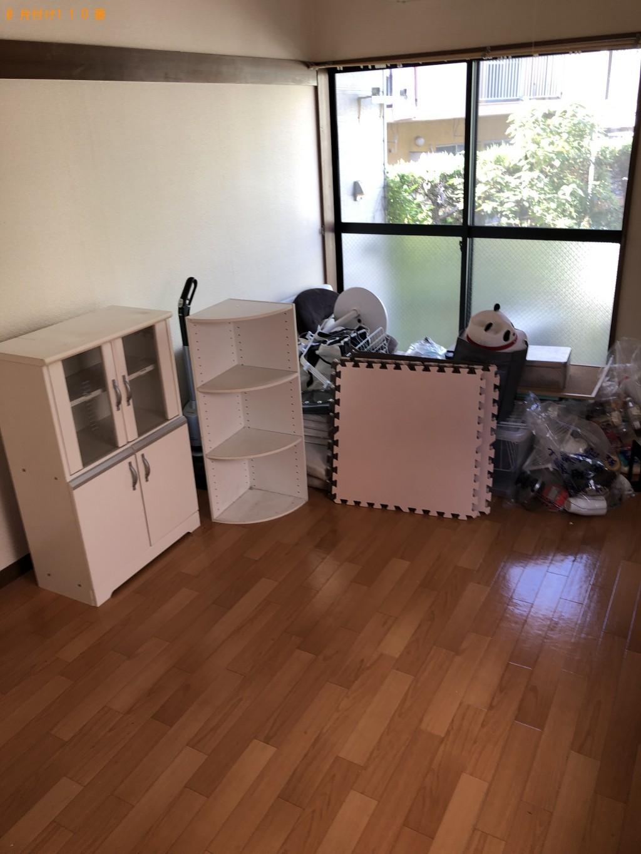 【草津市】ソファー、収納棚、カラーボックス等の回収・処分 お客様の声