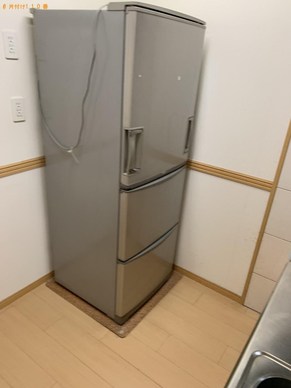 【栗東市】冷蔵庫、洗濯機、ガスコンロ等の回収・処分 お客様の声