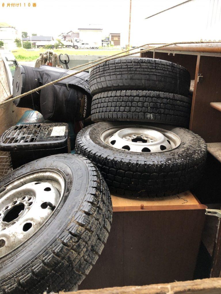 【国分寺市】2トントラック1台分の不用品回収ご依頼 お客様の声