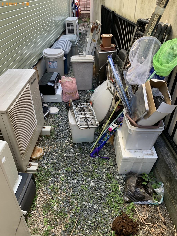 【立川市】テレビ、ビデオデッキ、プリンターなどの出張不用品回収・処分ご依頼