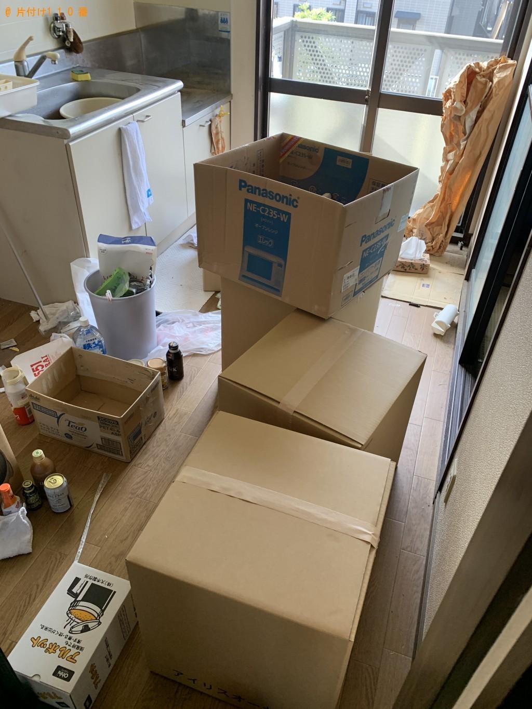 【日野市】軽トラック2台分程度の出張不用品回収・処分ご依頼