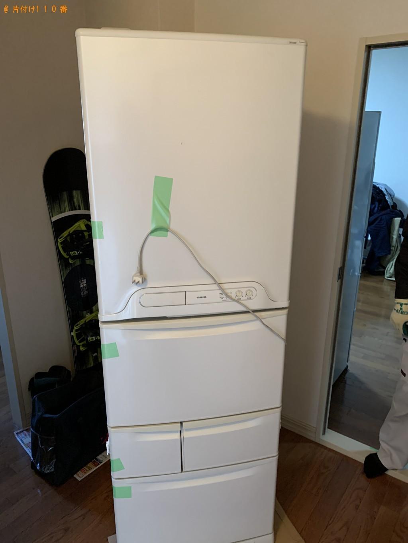 【大津市】冷蔵庫の回収・処分 お客様の声