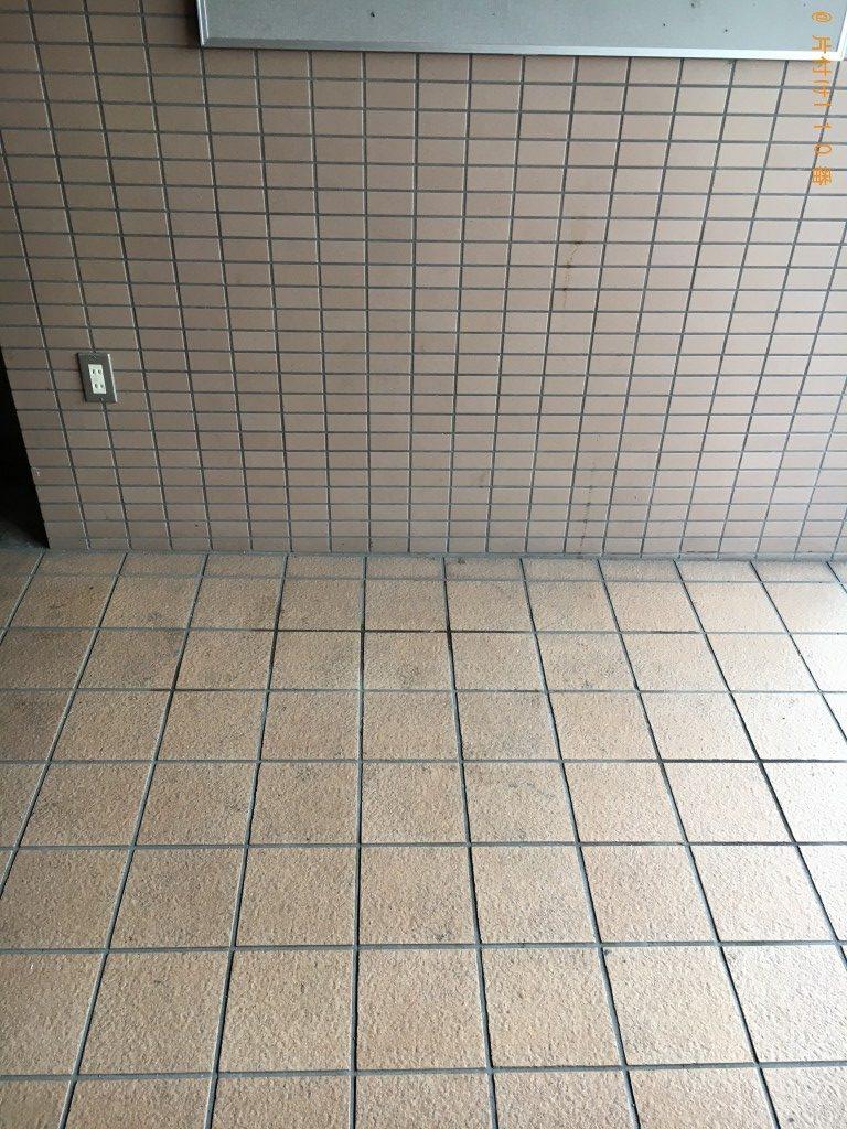 【草津市】ガーデニング用品、椅子、ダンボール等の回収・処分ご依頼