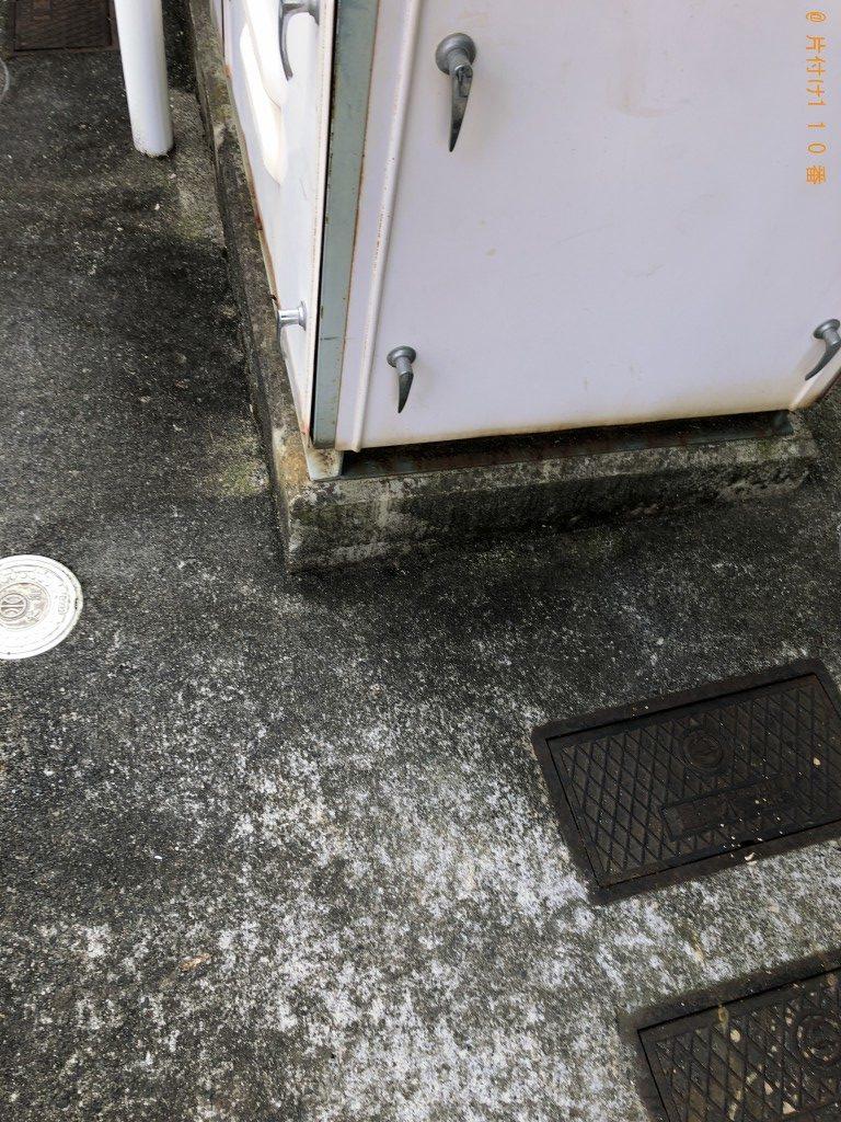 【大津市千町】トースター、ビデオデッキ、コンポ等の回収・処分