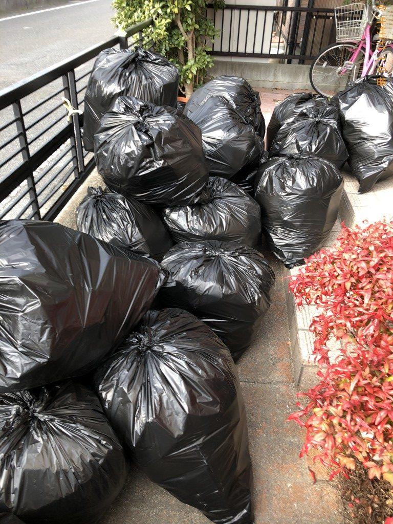 【栗東市】ペットボトル等の分別なし家庭ごみの回収・処分ご依頼