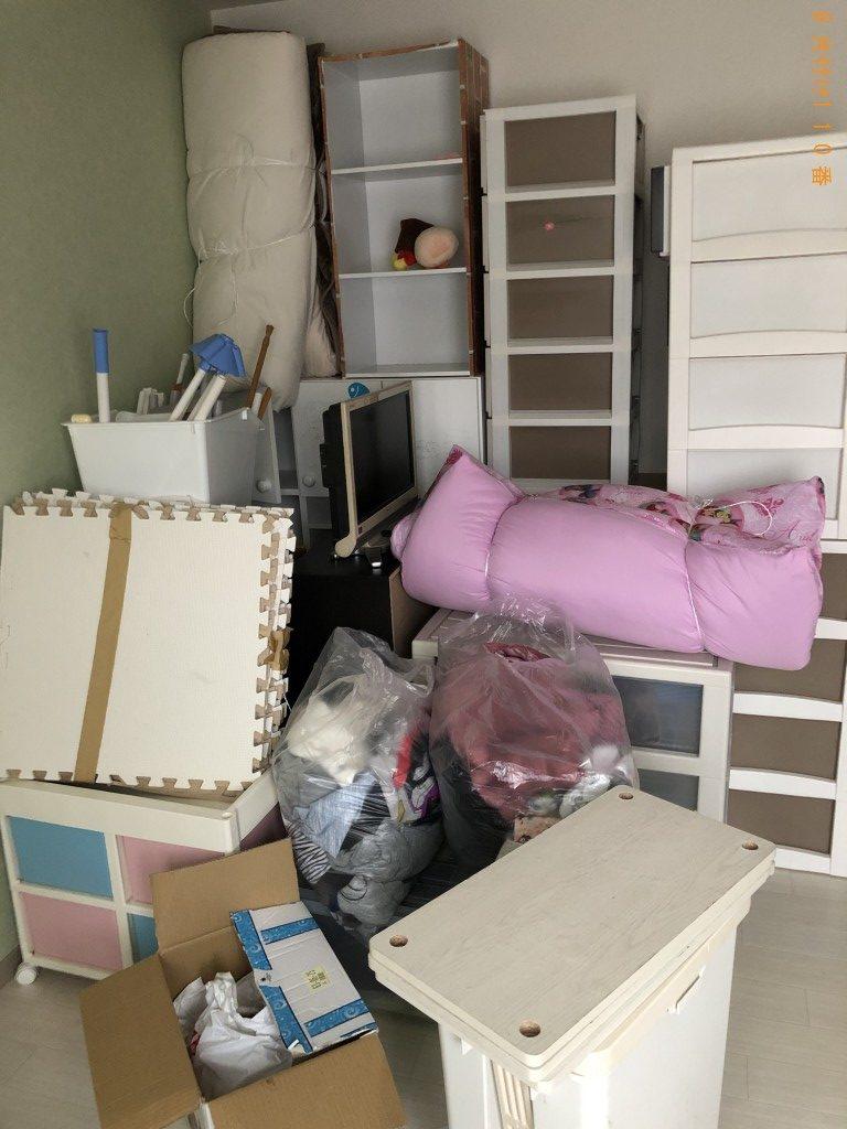 【栗東市】冷蔵庫、テレビ、エアコン、整理タンス等の回収・処分