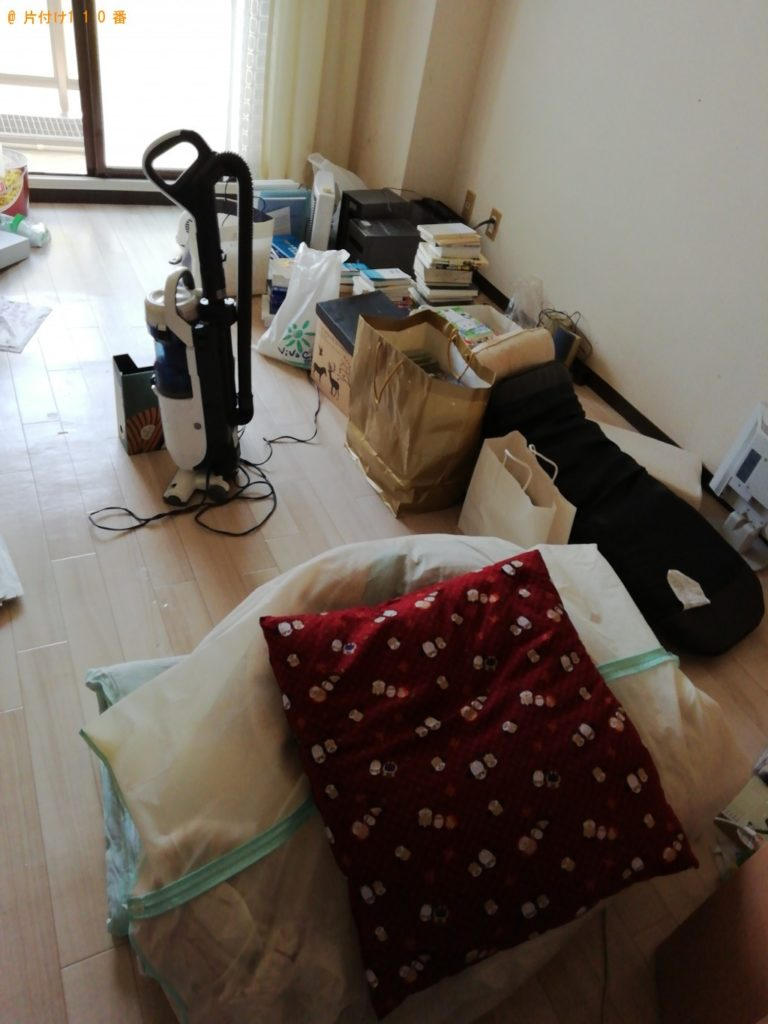 【小金井市】洗濯機、電子レンジ、冷蔵庫、掃除機等の回収・処分