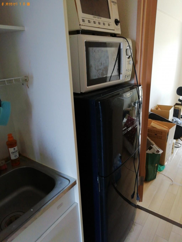 【彦根市西今町】洗濯機、電子レンジ、冷蔵庫、掃除機等の回収・処分