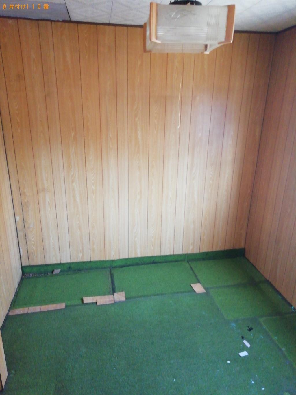 【大津市栄町】整理タンス、ハンガーラック、椅子、カゴ等の回収