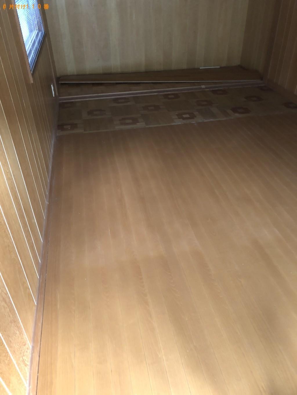 【大津市】整理タンス、学習机、回転いす等の回収・処分ご依頼