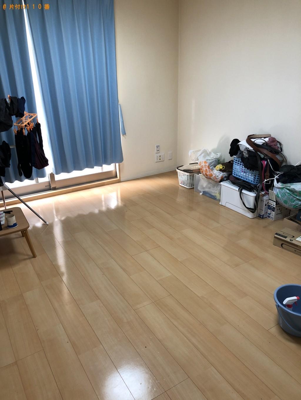 【栗東市】部屋、水回りのハウスクリーニングのご依頼 お客様の声