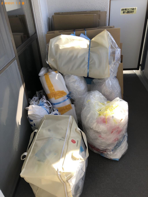 草津市】ダンボール、プラスチック類、紙類の回収・処分ご依頼