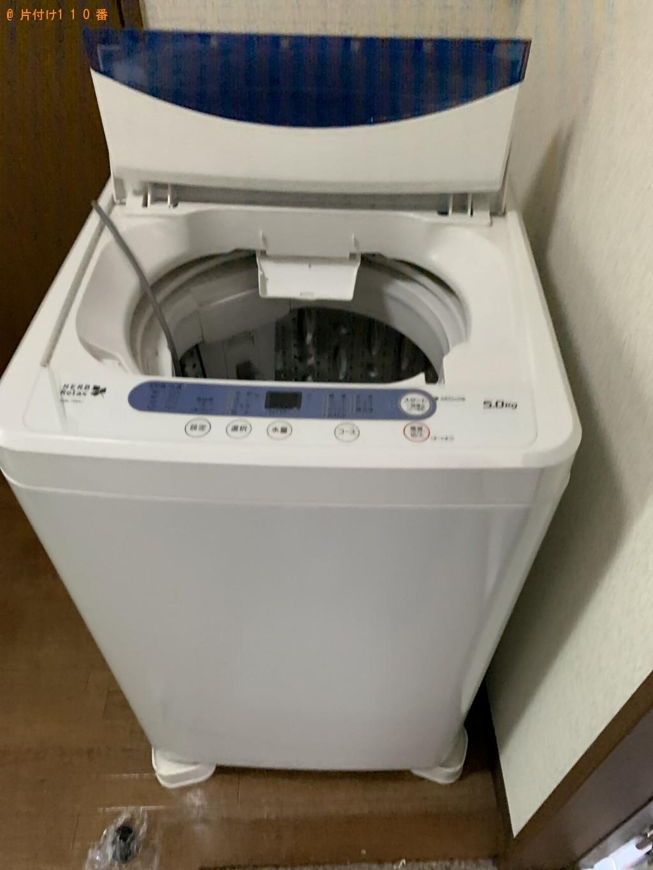 【彦根市】冷蔵庫、洗濯機、炊飯器、電子レンジの回収・処分ご依頼
