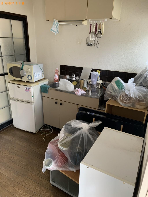 【愛知郡愛荘町】冷蔵庫、エアコン、洗濯機、電子レンジ等の回収
