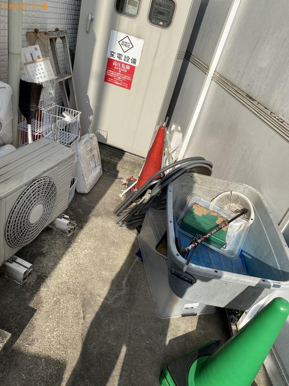 【守山市梅田町】自転車、什器類、空き缶等の回収・処分ご依頼
