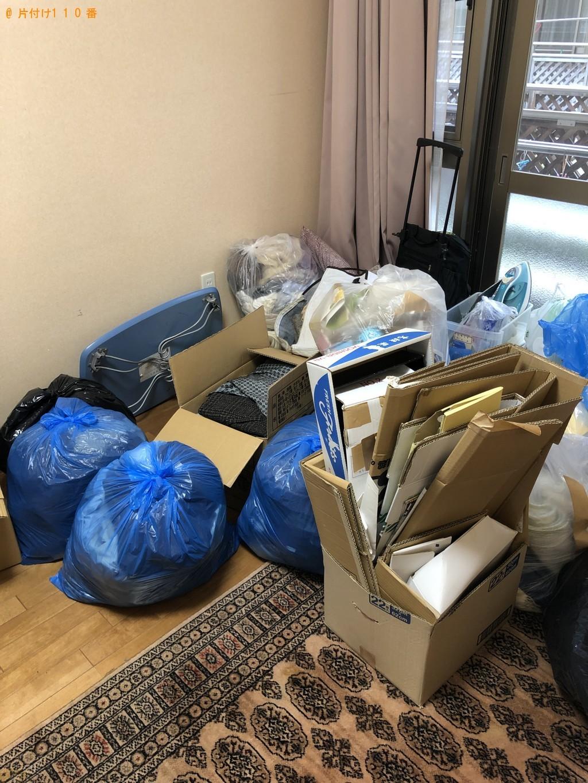 【草津市】冷蔵庫、洗濯機、ポット、分別していない家庭ごみ等の回収