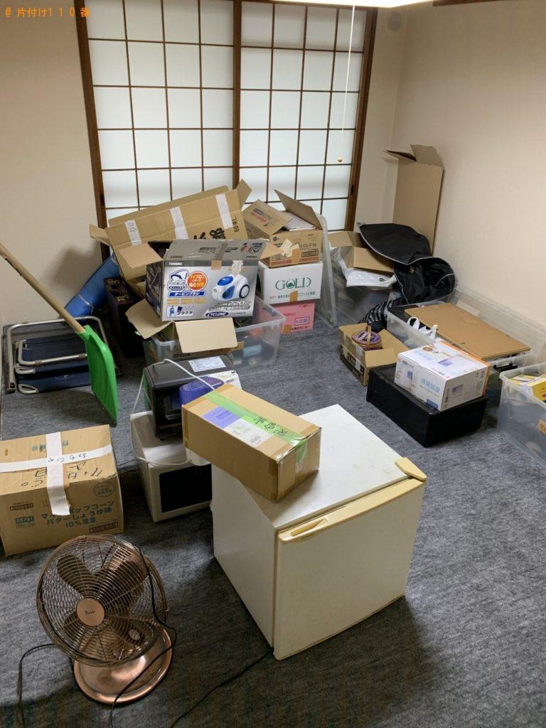 【墨田区】ソファー、冷蔵庫、電子レンジ、ダンボール等の回収・処分